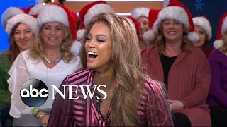 Tyra Banks opens up about 'Life-Size 2' live on 'GMA'
