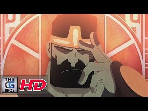 CGI **Award Winning** 2D Animated Music Vid HD :
