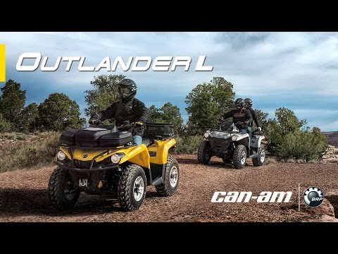 Can-Am Outlander L Review