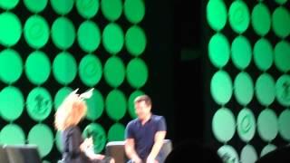 Alex crache le panel de John (ECCC 2015)