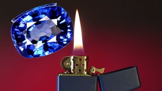 HOW TO TELL IF SAPPHIRE IS FAKE?