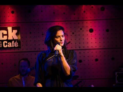 Video: Jana Kirschner - Grand premiere at Jazz Dock