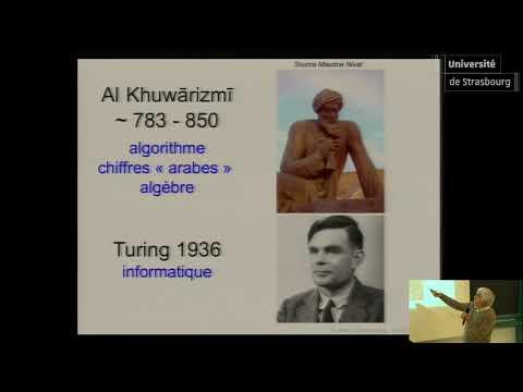 Conférence de Gérard Berry : Pourquoi l'informatique met le monde à l'envers