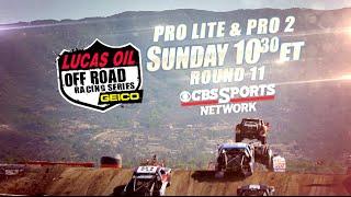 Pro Lite/Pro 2 Round 11 Promo