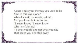 Charlotte Church - Easy to Forget Lyrics