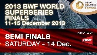 SF - WS - Wang Shixian vs Tai Tzu Ying - 2013 WSS Finals