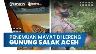 Dipesan Offline oleh Pelanggan, Sopir Taksi Online Wanita Ditemukan Tewas di Jurang Gunung Salak