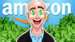 Jeff Bezos' Wealth Visualized