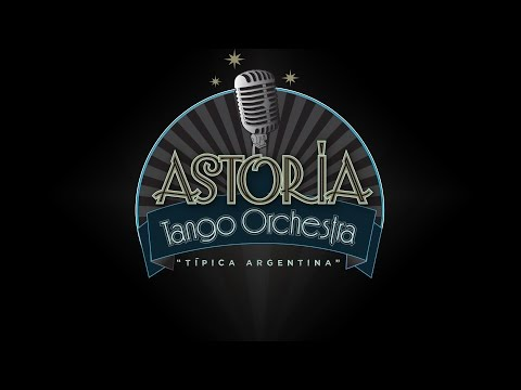 Rehearsing with Astoria Tango Orchestra