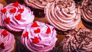 Vilma Muffinid Šokolaadi ja Vanilliga