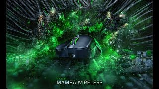 Беспроводная Razer Mamba Wireless | Краткий обзор
