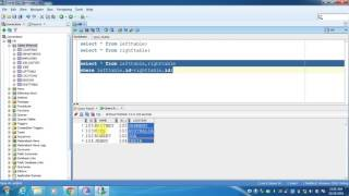 Left Outer Join in Oracle | Right Outer Join | full Outer Join|  Oracle Tutorials | Oracle Training