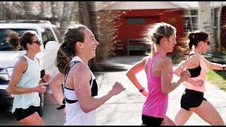 4 Olympic Hopefuls tackle 5-7 x MILE