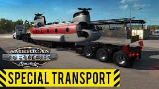 American Truck Simulátor Special Transport