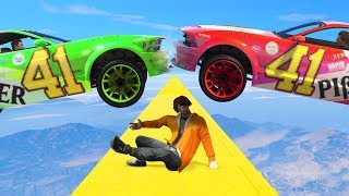 1% CHANCE OF SURVIVAL CRASH! - GTA 5 Funny Moments