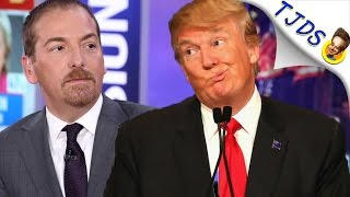 Chuck Todd Makes Donald Trump Look Smart On Foreign Policy