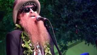 """Willie K and Billy Gibbons with Mick Fleetwood """"I Loved a Woman"""""""