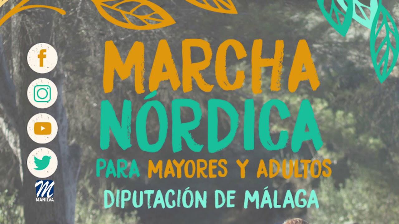 MARCHA NÓRDICA 2019 PARA MAYORES