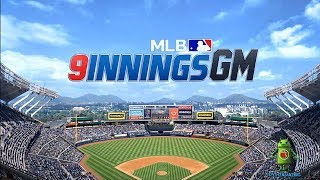 MLB 9 Innings GM GAMEPLAY - iOS / Android