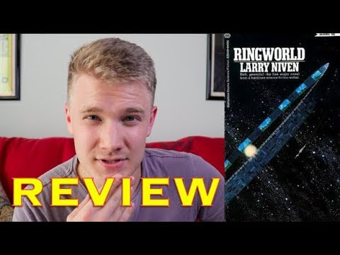 RINGWORLD – A Classic SciFi Book Review