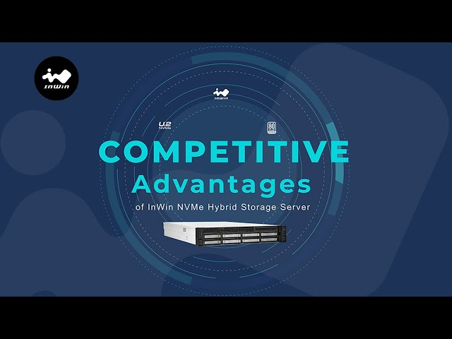 Competitive Advantages of InWin NVMe Hybrid Storage Server