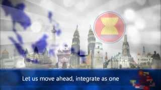 "ASEAN Song: ""Let Us Move Ahead"""