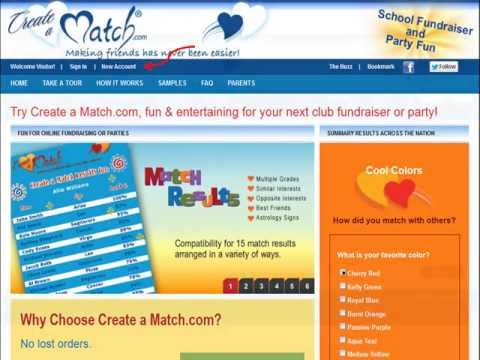 student matchmaking fundraiser Another fun school fundraiser idea is to do a matchmaking fundraiser students complete a fun and entertaining questionnaire, then receive computer-generated re.