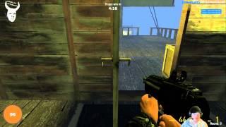 preview picture of video 'DAS WAR ER!   Let's Play Garrys Mod: Prop Hunt #4   HellbenCity'