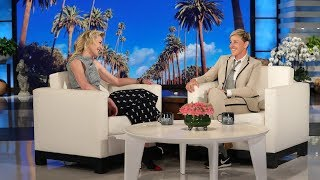 Last year, Portia de Rossi gave Ellen the gift of The Ellen Fund, so Portia revealed whether she was able to top that gift this year for Ellen's 61st. Plus, Portia talked about her recent visit to Rwanda, where she broke ground for The Ellen DeGeneres Campus of the Dian Fossey Gorilla Fund.  #PortiaDeRossi #TheEllenShow #TheEllenFund