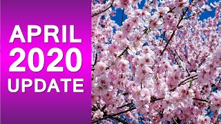 April 2020 update