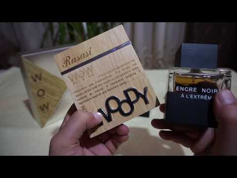 Rasasi Wow Woody – Not so WoW! Fragrance Review