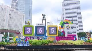 Gambar cover Wajah Jakarta Jelang Asian Games 2018