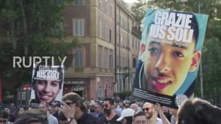 Italy: CasaPound march in Rome against nationality laws for second-generation migrants