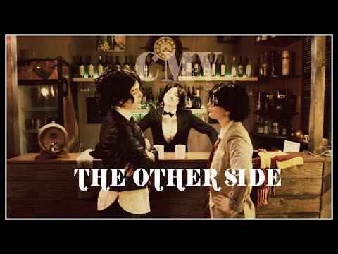 CMV//James&Sirius//Hugh Jackman, Zac Efron – The Other Side (rus subs)