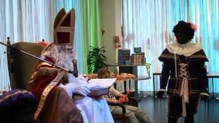 Sinterklaas in De Mand