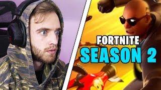 Nová sezóna ve Fortnite!