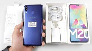 Mở Hộp đánh Giá Samsung Galaxy M20 : Quá Nhiều Thay đổi