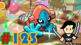 Exploud  - (Pokémon) - Pokémon Shuffle-ポケとる- #123 Exploud, Deoxys-バクオング・デオキシス- stage