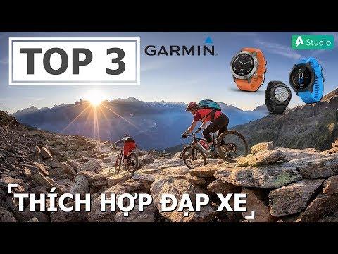 Top 3 mẫu Garmin hỗ trợ đạp xe tốt nhất