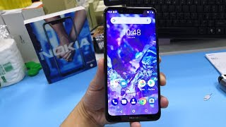 NOKIA X5 Unboxing & Hands On