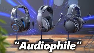 "The Best Gaming Headsets aren't ""Gaming"" Headsets"