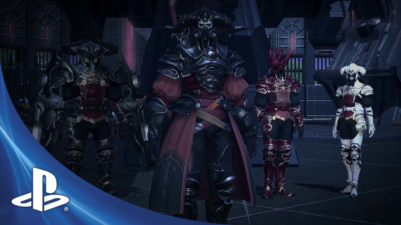 Final Fantasy XIV: A Realm Reborn Coming to PS4, E3 Trailer