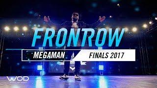 Megaman | Headbangerz Brawl Judge Showcase | World of Dance Finals 2017 | #WODFINALS17
