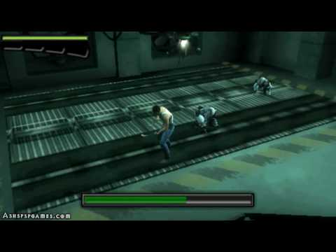 x-men origins wolverine psp walkthrough part 1