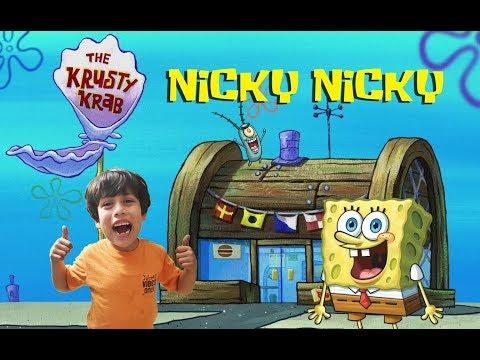 Spongebob Squarepants Krusty Krab Kastle Toy