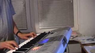 Mazurek Dąbrowskiego - Hymn Polski Yamaha PSR E403