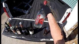 Dumpster Diving 9 (Breakfast & Booze!)