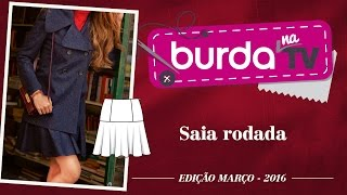 burda na TV 81 – Saia rodada
