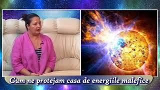 Cum ne protejam casa de energiile negative-Laura Dinu, terapeut