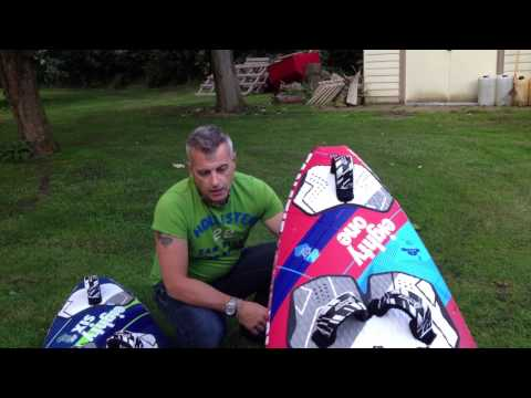 2014 Fanatic Windsurf Range Review